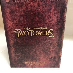 The Lord Of The Rings 'The Two Towers' for Sale in Clovis, CA
