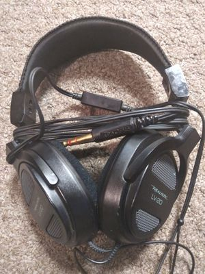 Realistic lv.20 eletric guitar headset for Sale in Pleasant Valley, WV