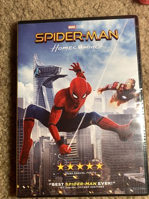 Spider-Man homecoming movie for Sale in Cary, NC