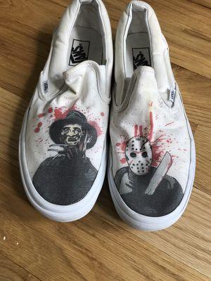Custom Vans Shoe for Sale in Houston, TX