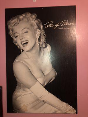 Marilyn Monroe Canvas for Sale in Lewes, DE