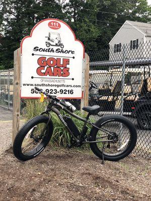 Electric Bike for Sale in Sandwich, MA