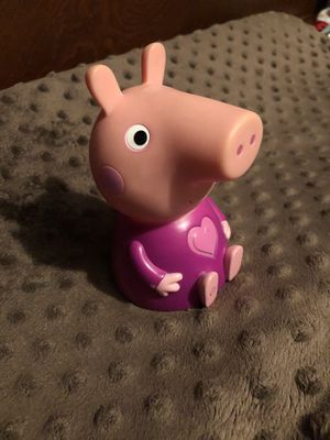 PEPPA PIG NIGHT LITE/ CORDLESS for Sale in Indio, CA