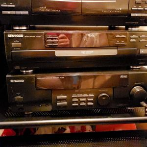 Kenwood Component Sound System for Sale in South Brunswick Township, NJ