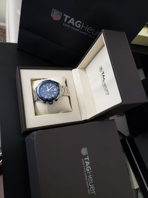 New watch Tag Heuer Chronograph for Sale in Dublin, OH