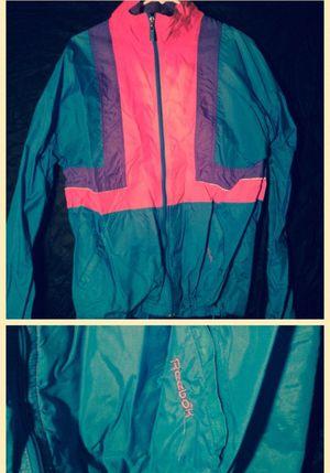 Reebok vintage jacket for Sale in Chicago, IL