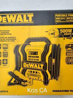 Dewalt Jump Starter for Sale in City of Industry,  CA