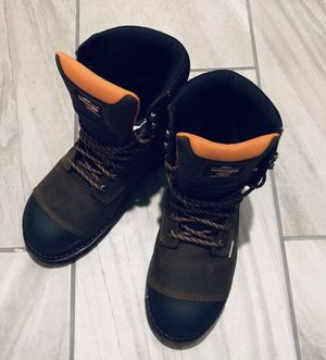 Brand new steal toe boots for Sale in Auburn, WA