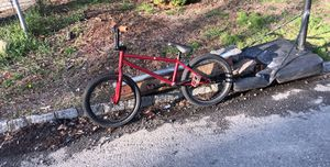 fat tire bike and bmx for Sale in Taunton, MA