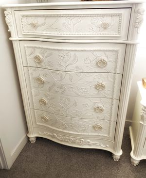 French Dresser and Night Stand for Sale in Artesia, CA