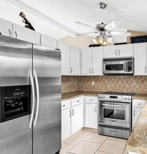 Kitchen Aid full appliances set including for Sale in Pompano Beach, FL