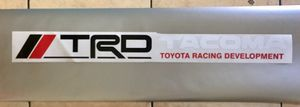 "Toyota TACOMA TRD Windshield Banner Vinyl Sticker. 34"" in length. $40. for Sale in Ontario, CA"