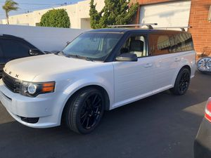 2012 Ford Flex Titanium Ecoboost AWD for Sale in Lomita, CA