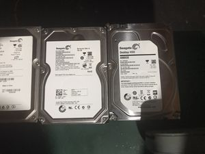 Massive capacity hard drive. Need to sell ASAP! for Sale in Garden Grove, CA