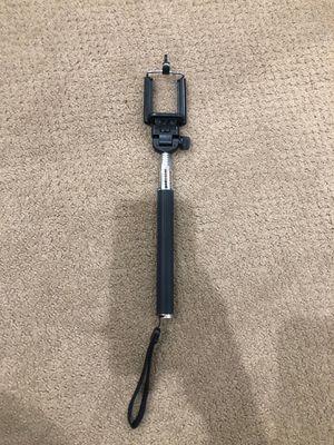Black selfie stick for Sale in Mesa, AZ