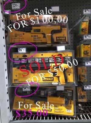 Powerful nail gun for Sale in Washington, DC