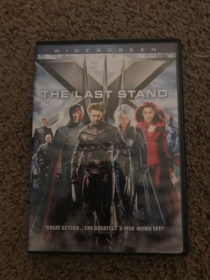 X-men The Last Stand for Sale in Moreno Valley, CA