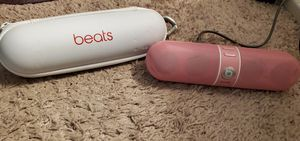 BEATS Pink Portable Pill Speaker for Sale in Simpsonville, SC