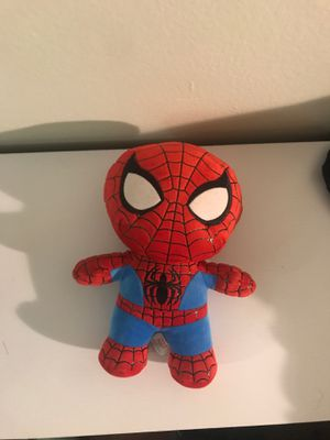 Spider-Man Plushie for Sale in Plantation, FL
