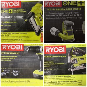 Four tools for Sale in Hesperia, CA