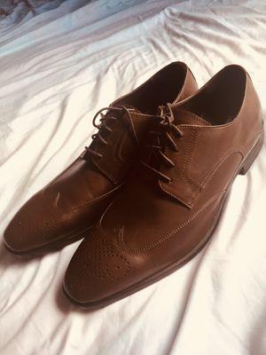Saks Fifth Avenue Dress Men Shoe's Size 10 Asking $80 OBO. Like new for Sale in Manassas, VA