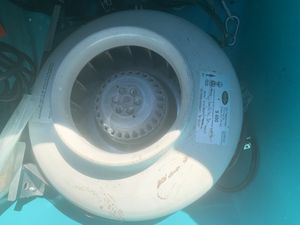 Can fan s 600 8 inch works great for Sale in Providence, RI