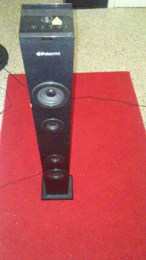 Polaroid speaker for Sale in Avon Park, FL