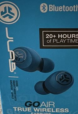 JLAB Audio Go Air True Wireless Bluetooth Earbuds for Sale in Santa Ana,  CA