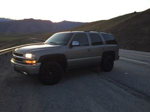 2002 Chevy Tahoe for Sale in Wenatchee, WA