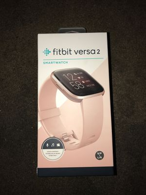 Fitbit versa 2 for Sale in Oxon Hill, MD