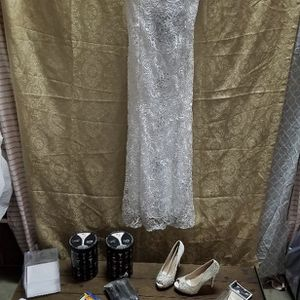 Wedding Dress for Sale in Hanford, CA