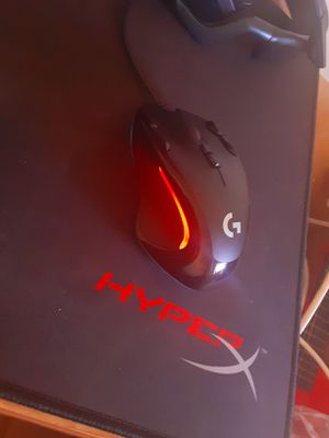 Logitech G300 Gaming Mouse 1 MS Response for Sale in Santa Maria, CA