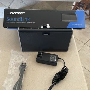 Bose Soundlink Speaker for Sale in Hewitt, TX