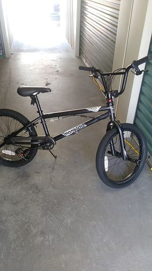 Mongoose bmx style bike for Sale in Tampa, FL
