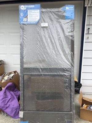 "36"" front screen door for Sale in Bonney Lake, WA"