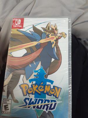 Nintendo switch game Pokemon for Sale in El Paso, TX