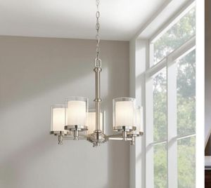 Hampton Bay - chandelier - 5 lights for Sale in San Diego, CA