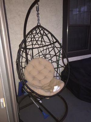 Comfortable porch swing for Sale in Philadelphia, PA