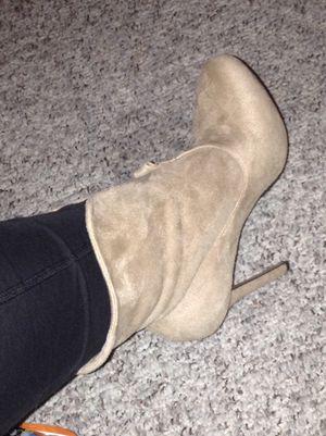 Light Brown heels !! for Sale in Modesto, CA