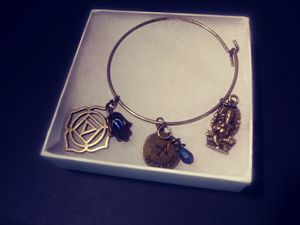 Protection Bangle for Sale in Mineola, TX
