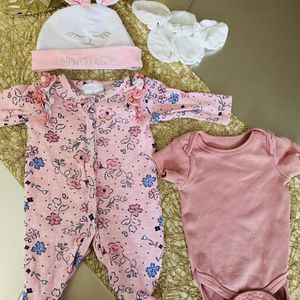 Newborn Baby Girl Clothes Size 0-3 Months for Sale in Nashville, TN