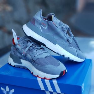 Adidas x 3M collab Nite Joggers, brand new w/ shoe box, size 8 sneakers, not even tried on for Sale in Seattle, WA