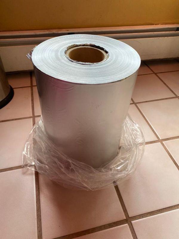 Se vende rollos de papel de aluminio nuevo buen precio