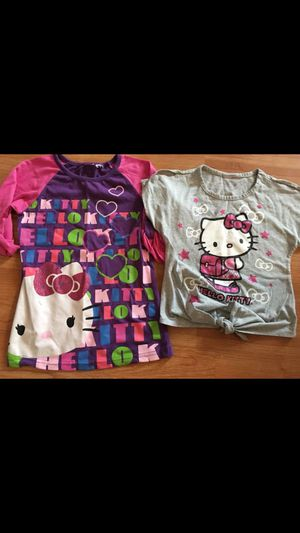 Hello Kitty Clothing Size 7/8 for Sale in San Jose, CA