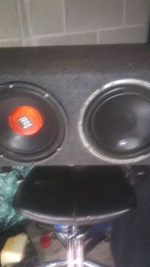 2 12inch subs for Sale in Portland, OR