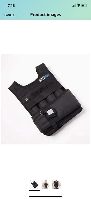 Weighted vest for Sale in Bothell, WA