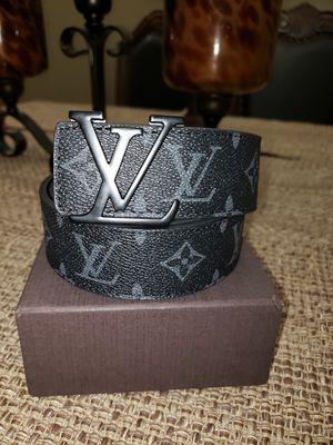 Leather Fashion Belt Size 34-36 for Sale in Cedar Hill, TX