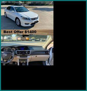 ֆ14OO_2013 Honda Accoard for Sale in Inglewood, CA