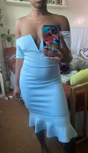 Size 6 Blue Dress * Missguided for Sale in New York, NY