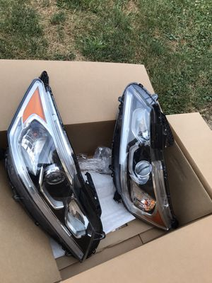 Honda Accord 2017 Front Headlights for Sale in Philadelphia, PA